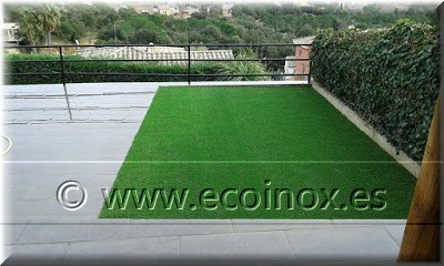 35 m2 DE GESPA ARTIFICIAL