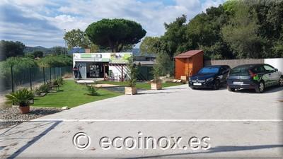 Ecoinox c sped artificial girona vallas ocultaciones - Cesped artificial girona ...