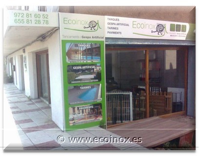 Ecoinox Tancaments i Gespa Artificial