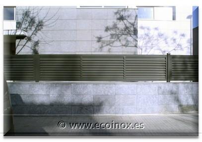 Lama z tancaments alumini ocultacions girona ecoinox - Gespa artificial girona ...